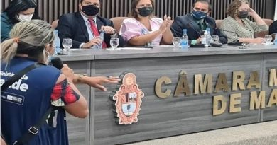 Vereadora Yomara Lins participou da comissão que realizou audiência pública para tratar demandas dos Agentes Comunitários de Saúde